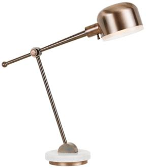 Allendale Copper Metal Adjustable Desk Lamp (40C80) 40C80