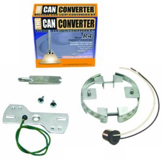 "4"" Can Converter Recessed Can Light Converter Kit (52893)"
