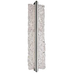 "Modern Forms Vetri 21"" Wide Brushed Aluminum LED Bath Light"