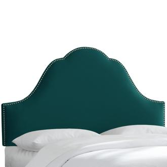 Mystere Peacock High-Arch Twin Headboard (5Y875)