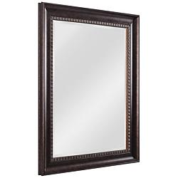 "Kenroy Home Amiens Bronze 30"" x 36"" Wall Mirror"