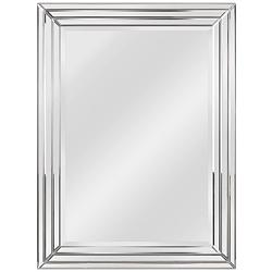 "Kenroy Home Exeter 30"" x 40"" Beveled Wall Mirror"