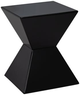 Rocco Modern Black End Table (6G061) 6G061