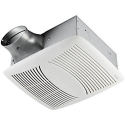 NuTone EZ Fit White 80 CFM Bathroom Ventilation Fan