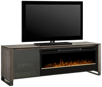 Howden Cape Cod Media Console Fireplace (7P824)