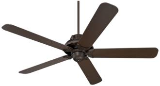 "60"" Industrial Forge™ Casa Vieja Outdoor Ceiling Fan (8Y417)"