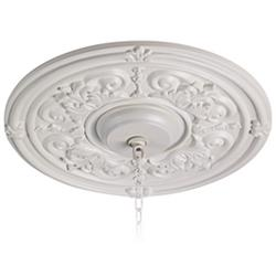 "Eaton 16"" Wide Ceiling Medallion"