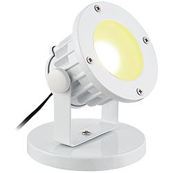 "Virgil White 3 1/2"" High Plug-In LED Uplight"