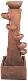 "Portofino Cascade 42 3/4"" High Indoor or Outdoor Fountain (J2213)"