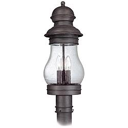 "Hyannis Port Collection 21 1/2"" High Outdoor Post Light"