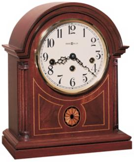howard miller barrister tabletop clock (r3929)