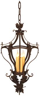 Laura Lee Alexis 4-Light Foyer Chandelier (R5346)