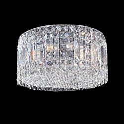 "James R. Moder 13"" Wide Imperial Crystal Ceiling Fixture"