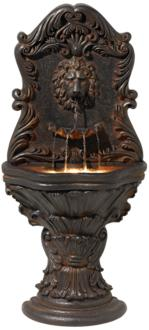 "Imperial Lion Acanthus 50"" High Fountain with Light (V7825) V7825"