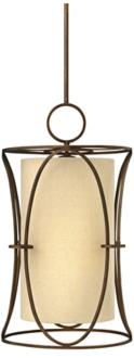 "Fredrick Ramond Pandora 4-Light 18"" Wide Cinnamon Pendant (W4392)"