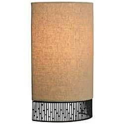 "LBL 11 3/4"" High Hollywood Beach Sconce"