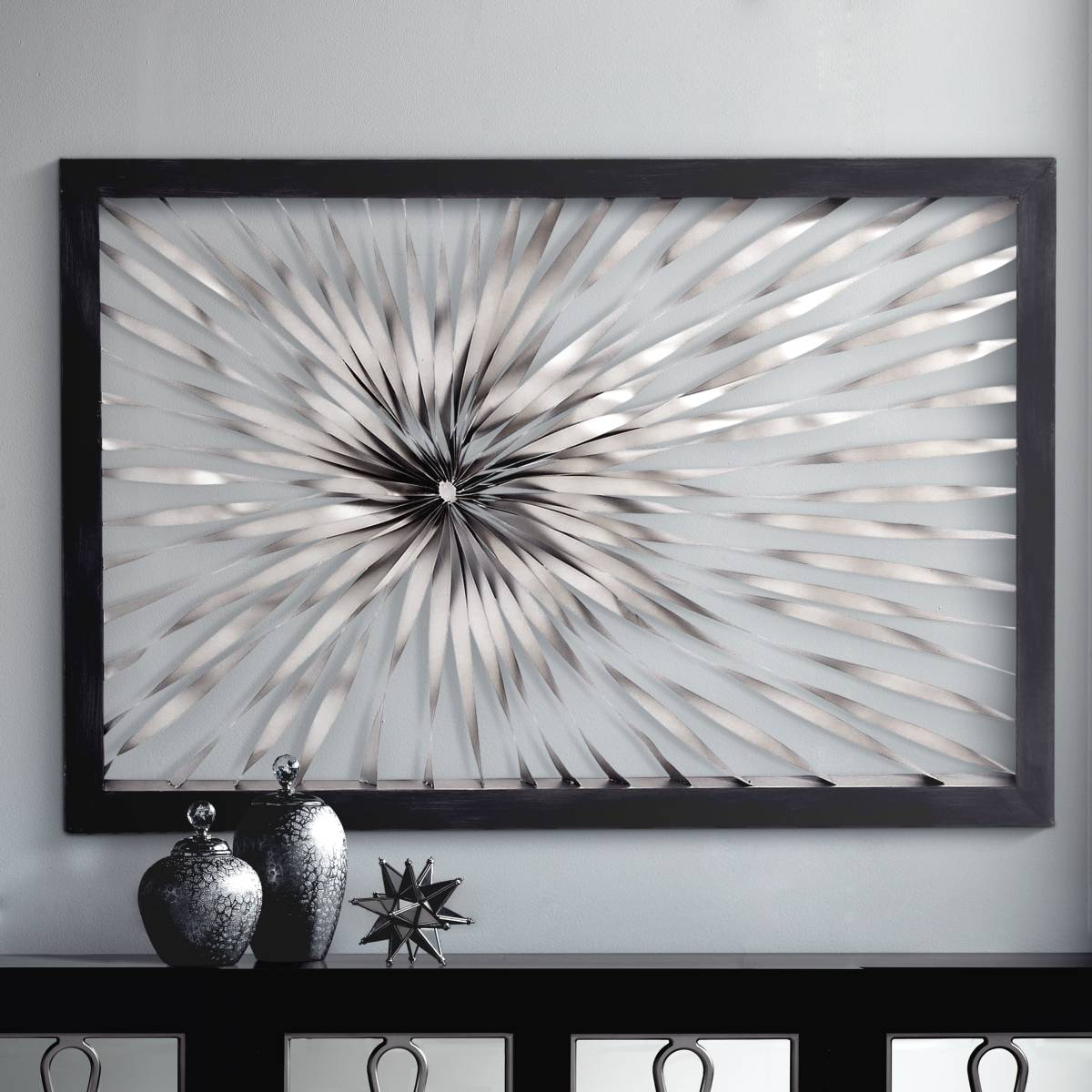 Metal Wall Art And Decor Lamps Plus