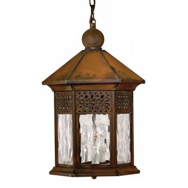 "Hinkley Westwinds 15 1/2"" High Outdoor Hanging Light Fixture"