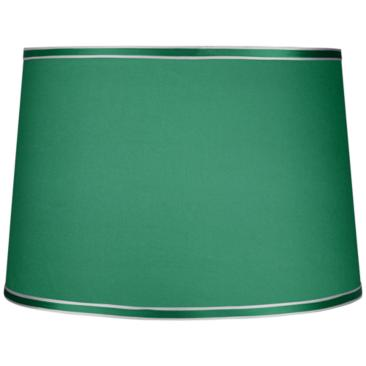 Emerald Green Hardback Lamp Shade 14x16x11 (Spider)
