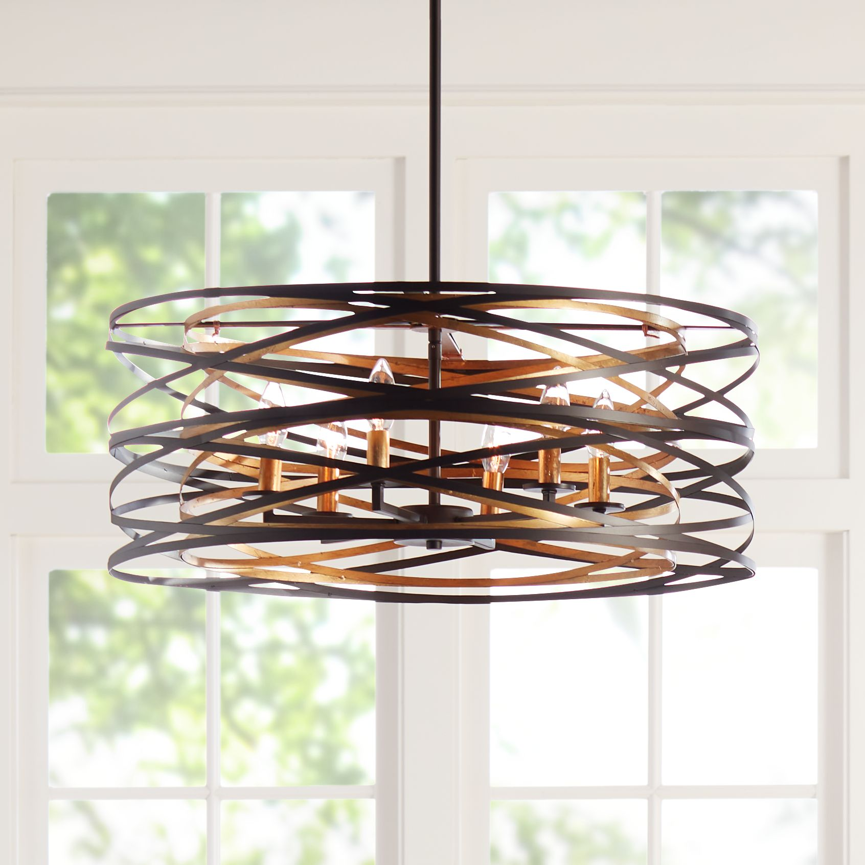 Image of: Kitchen Island Lighting Chandelier And Island Lights Lamps Plus