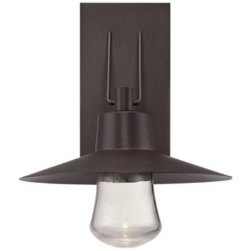 "Modern Forms Suspense 17"" High Bronze LED Outdoor Wall Light"