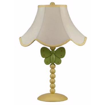 Green Butterfly Table Lamp