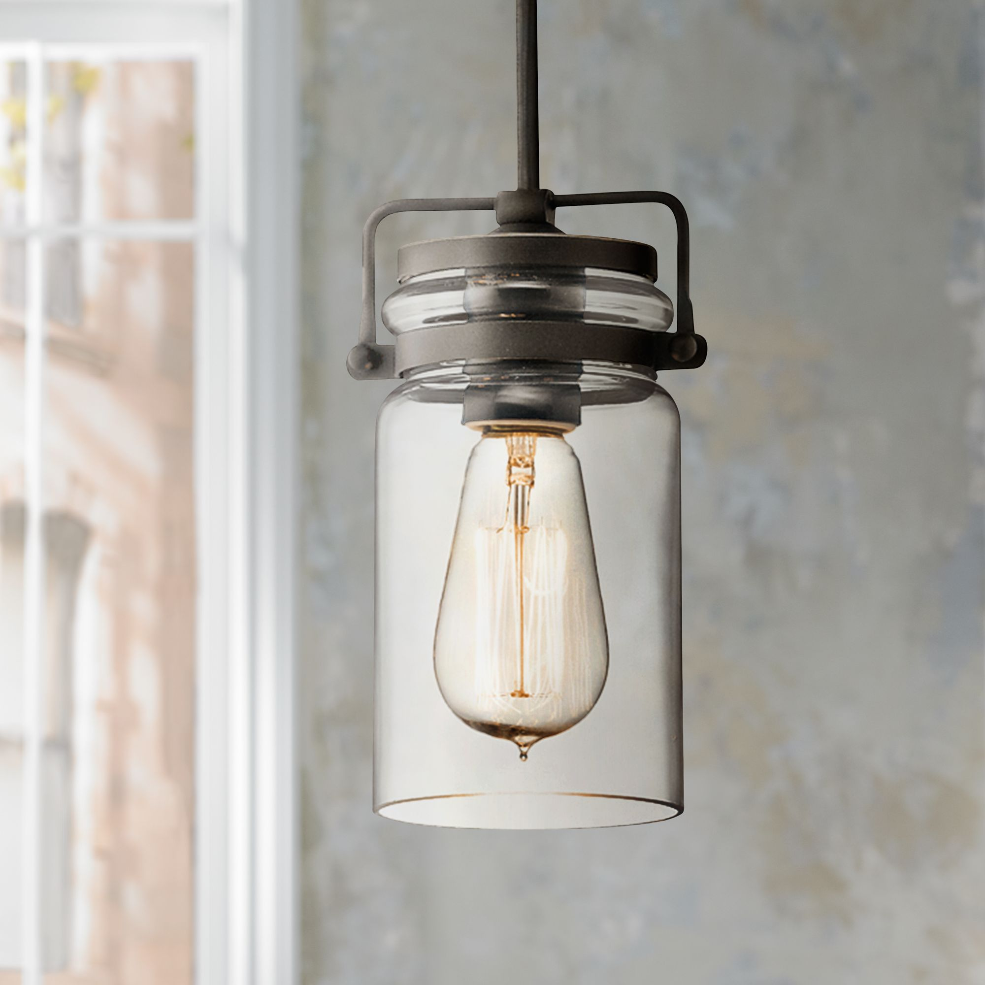Rustic Lodge Pendant Lighting Lamps Plus