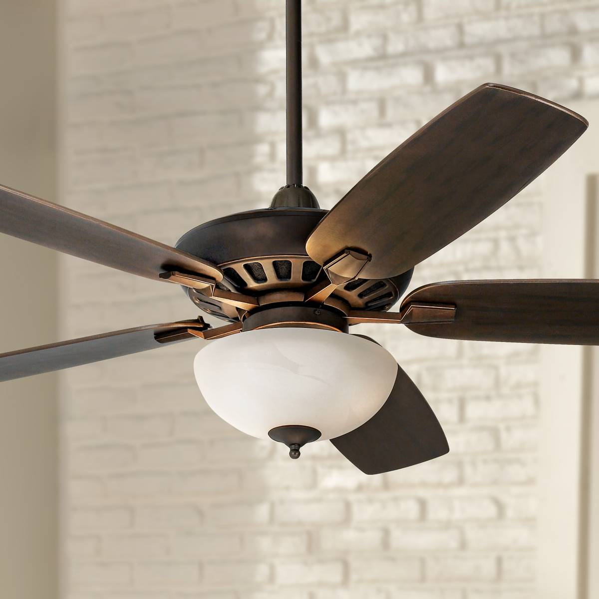 View Clearance Items Bronze Ceiling Fan With Light Kit Ceiling Fans Lamps Plus