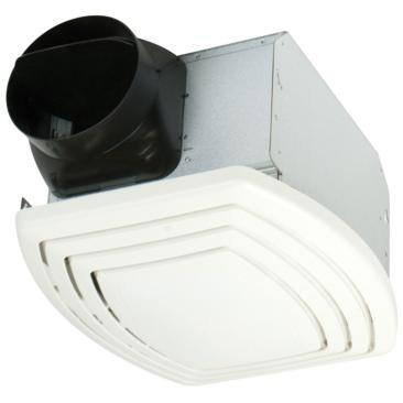 Craftmade White 110 CFM 0.8 Sones Bathroom Exhaust Fan