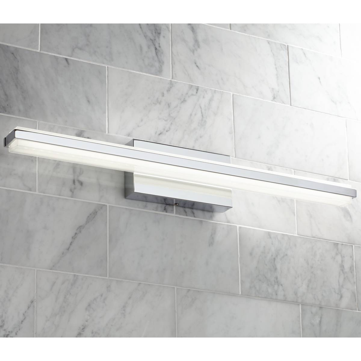 Led Bathroom Lighting Led Vanity Lights And Light Bars