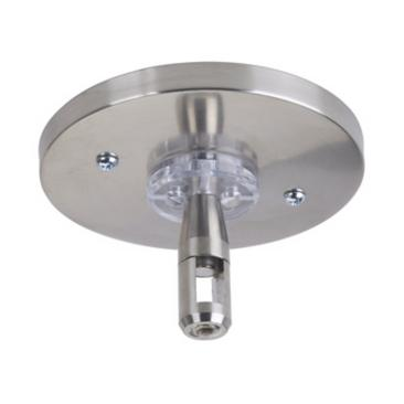"MonoRail 4"" Round Power Feed Canopy"