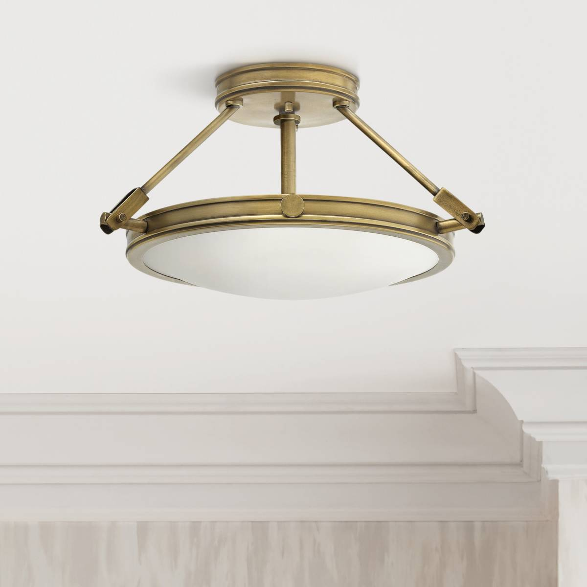 Lights Plus Decor: Close To Ceiling Light Fixtures