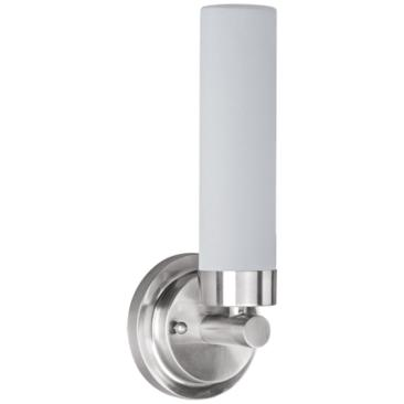 "ET2 Cilandro 12 1/4"" High Satin Nickel LED Wall Sconce"