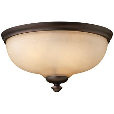 "Thistledown 15 1/4"" Wide Indoor - Outdoor Ceiling Light"
