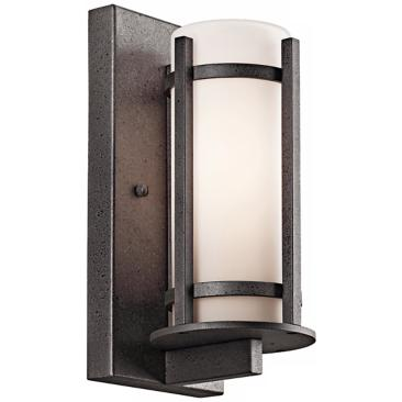 "Kichler Camden 11"" High Outdoor Wall Light"
