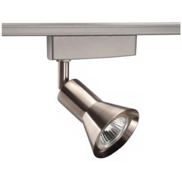 Juno Flare Satin Chrome MR16 Low Voltage Track Light