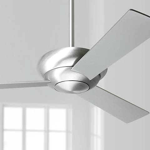 "42"" Modern Fan Altus Aluminum Finish Ceiling Fan"