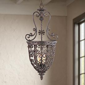 Entryway Pendant Lighting Foyer Lights Lamps Plus