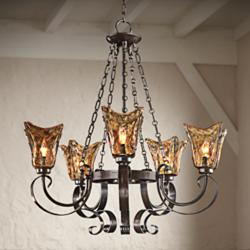 Uttermost Vetraio Collection 5-Light Chandelier