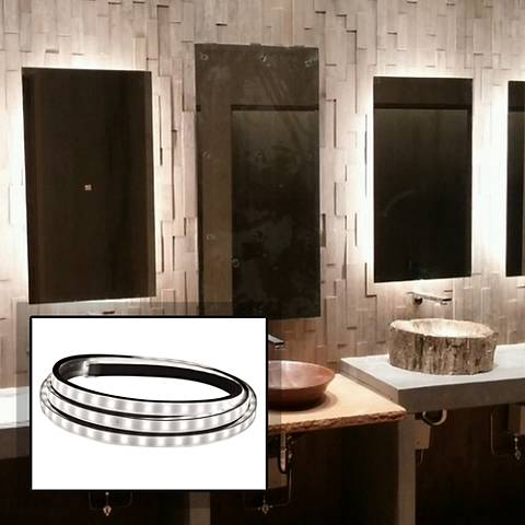 Hybrid 2 6-Foot Bright White LED Tape Light Kit