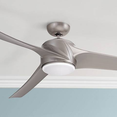 "60"" Emerson Luray Eco Platinum LED Ceiling Fan"