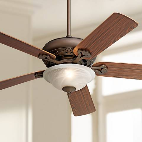 "52"" Casa Vieja® Trilogy Ceiling Fan"