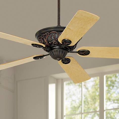 "52"" Casa Contessa™ Dark Copper Bronze Ceiling Fan"