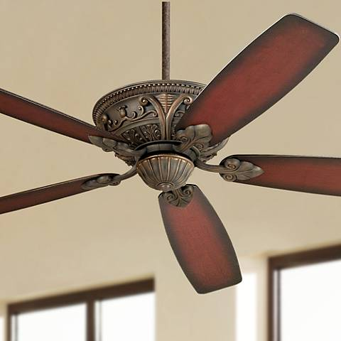 "60"" Casa Montego™ Bronze Cherry Ceiling Fan"