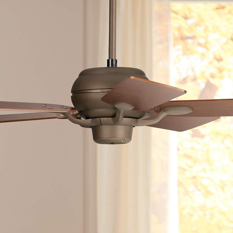 "52"" Casa Optima Oil-Rubbed Bronze Ceiling Fan"