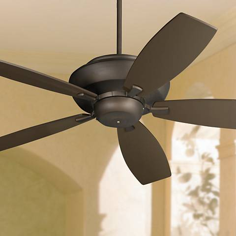 "60"" Casa Belle Grove™ Oil-Rubbed Bronze Ceiling Fan"