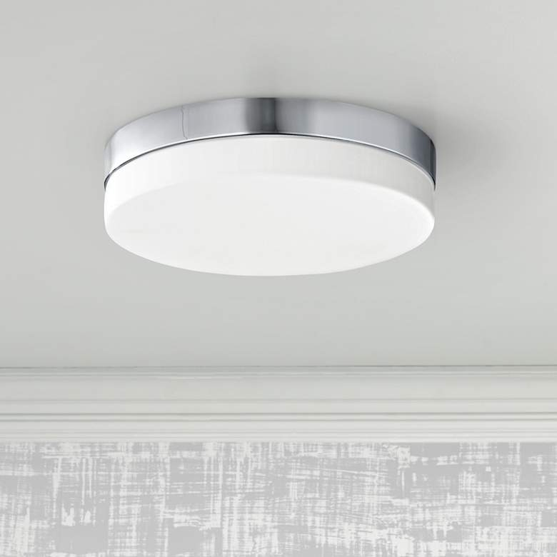 "Avenue Cermack St. 6""W Polished Chrome LED Ceiling"