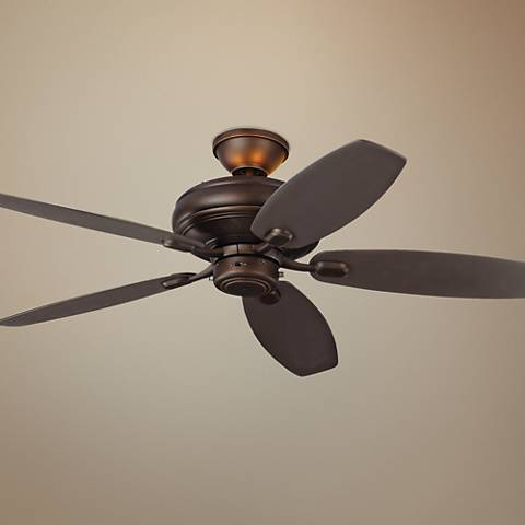 "52"" Centro Max Uplight Roman Bronze Ceiling Fan"