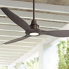 Industrial ceiling fans lamps plus 58 aloadofball Choice Image