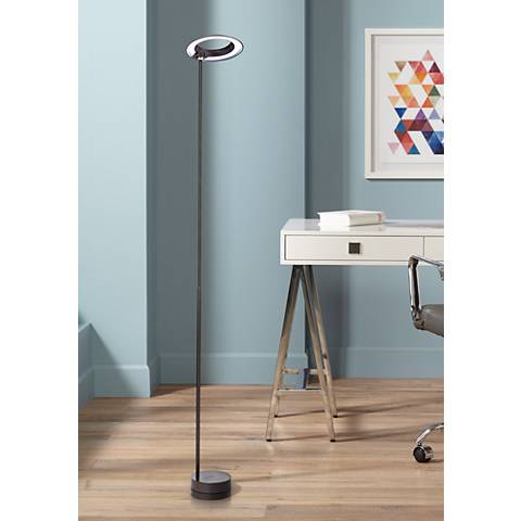 Koncept Occo Black  LED Floor Lamp